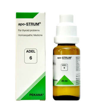 1 x ADEL Germany Adel 6 - APO-STRUM DROPS, 20ml each - alldesineeds