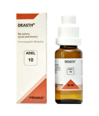 1 x ADEL Germany Adel 10 - DEASTH DROPS, 20ml each - alldesineeds
