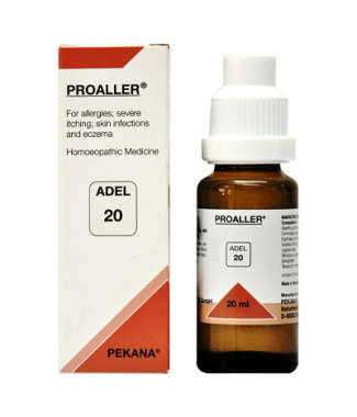 1 x ADEL Germany Adel 20 - PROALLER DROPS, 20ml each - alldesineeds