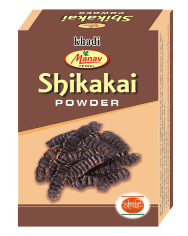 Khadi Manav Shikakai powder 125gms x 2 - alldesineeds