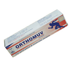 SBL Homeopathy Orthomuv Ointment 25gm (For joint pains & muscular strains)