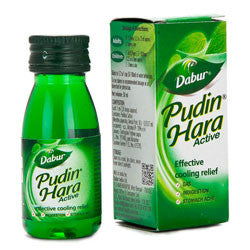 Buy PUDIN HARA ACTIVE 30ML x 2 ( 60 ml) online for USD 9 at alldesineeds