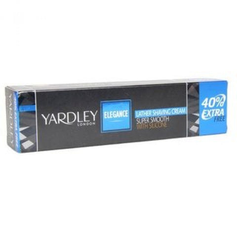 Buy YARDLEY Elegance Shaving Cream - Lather 70 gm Tube online for USD 6.6 at alldesineeds