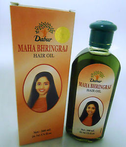 Buy MAHABHRINGRAJ HAIR 200ML x 2 ( 400 ml) online for USD 16.8 at alldesineeds