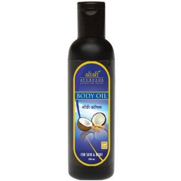 Buy 2 x Sri Sri Body Oil 200ml each online for USD 22.86 at alldesineeds