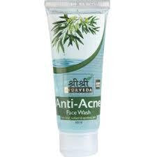 Buy 2 x Sri Sri Anti Acne Face Wash 60ml each online for USD 10.25 at alldesineeds