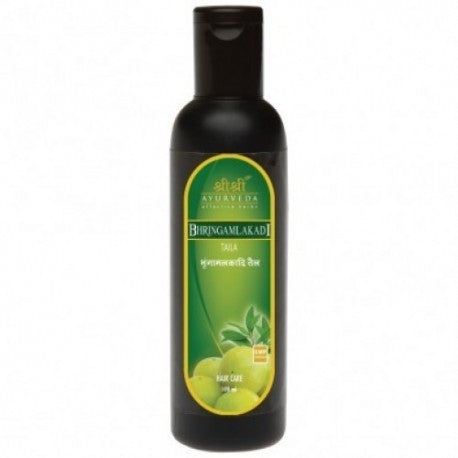 Buy 2 x Sri Sri Bringamalakadi Taila 100ml each online for USD 14.77 at alldesineeds