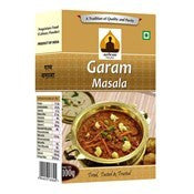 Buy 2 x Sri Sri Aashram garam masala 100g each online for USD 13.05 at alldesineeds