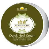 Buy 2 x Sri Sri Quick Heal Cream 25g each online for USD 9.94 at alldesineeds