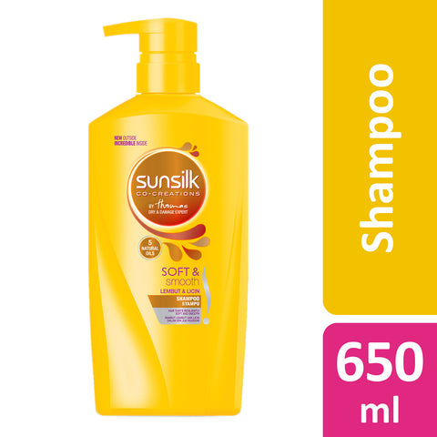 Buy SUNSILK Nourishing Soft & Smooth Shampoo  650 ml online for USD 27.94 at alldesineeds