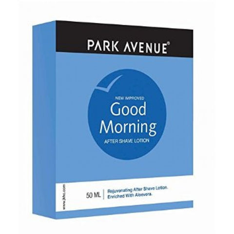 Buy PARK AVENUE After Shave Lotion - Good Morning 50 ml online for USD 7.38 at alldesineeds