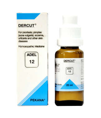 1 x ADEL Germany Adel 12 - DERCUT DROPS, 20ml each - alldesineeds