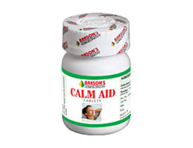 BAKSONS Calm Aid (Total 200 Tabs) - alldesineeds