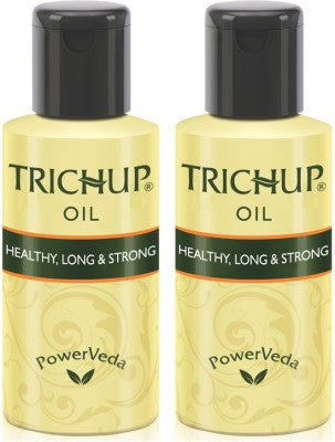 Buy 2 Pack Trichup Healthy Long & Strong Hair Oil 100ml each online for USD 14.99 at alldesineeds