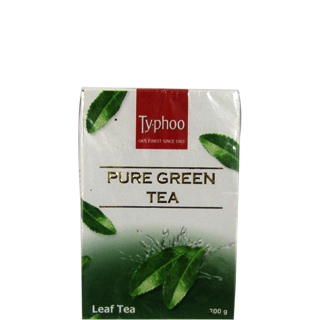 Pure Green Tea - Typhoo 100 gms each