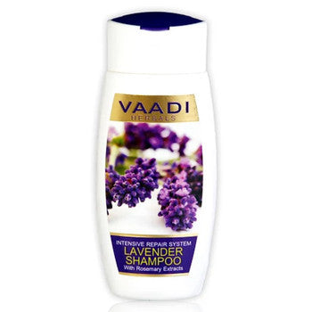 Buy 2 Pack Vaadi LAVENDER SHAMPOO 350 ml each online for USD 19.99 at alldesineeds