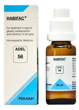1 x ADEL Germany Adel 56 - HABIFAC DROPSS, 20ml each - alldesineeds