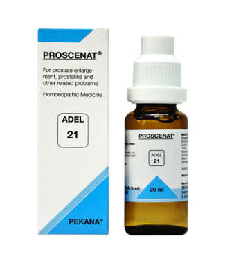 1 x ADEL Germany Adel 21 - PROSCENAT DROPS, 20ml each - alldesineeds