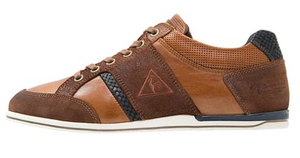 le coq sportif - ANTOINE - Trainers - Tortoise Shell