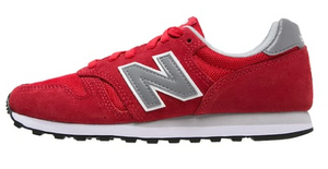 New Balance Vintage Trainers - Red