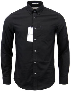 BEN SHERMAN Button Down Oxford Regular Fit Shirt