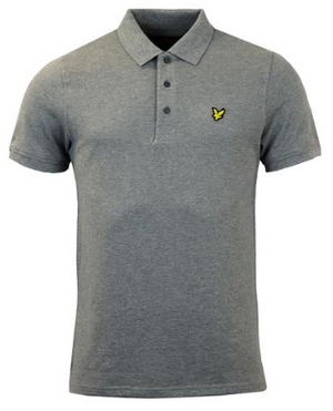 LYLE & SCOTT Retro 1960s Classic Polo