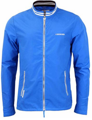 LAMBRETTA Zip Through Lightweight Jacket