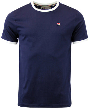 FILA Retro 70s Crew Neck T-shirt