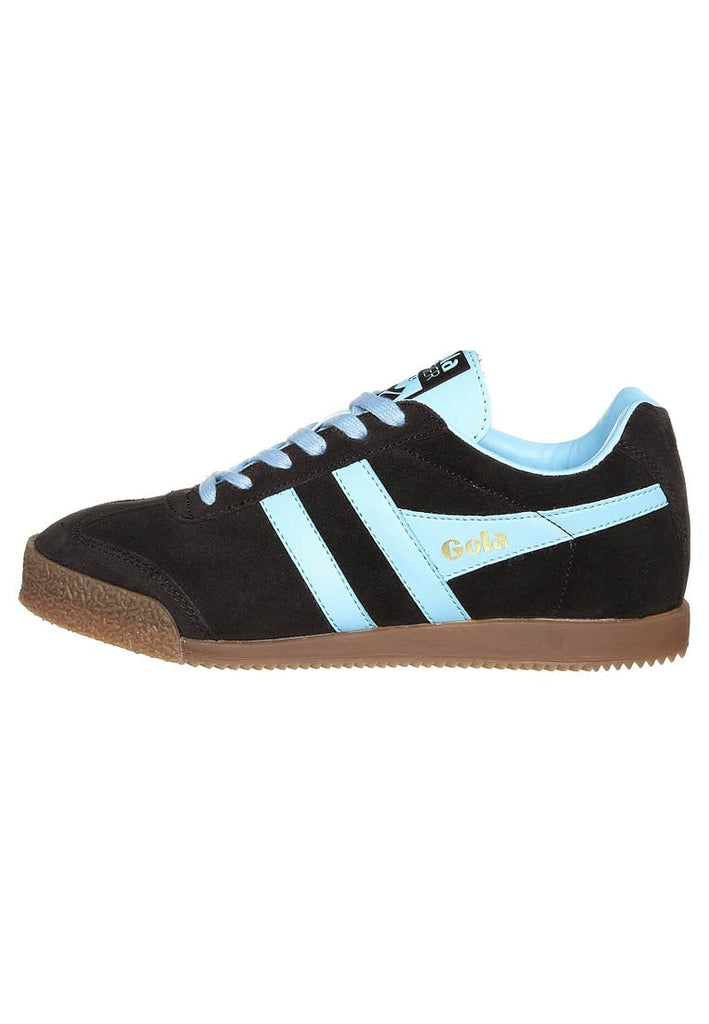 Gola HARRIER - Trainers - brown/pale blue