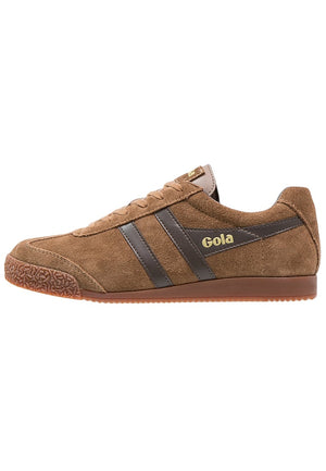 Gola HARRIER - Trainers - tobacco/dark brown