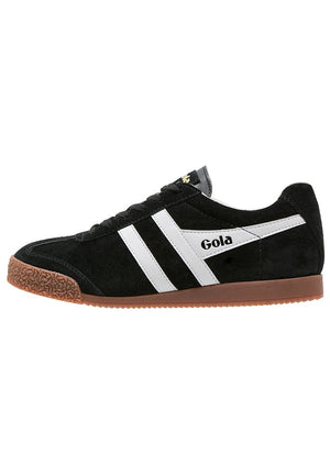 Gola HARRIER - Trainers - black/grey