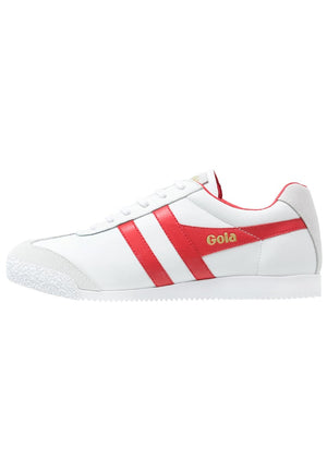 Gola HARRIER - Trainers - white/red