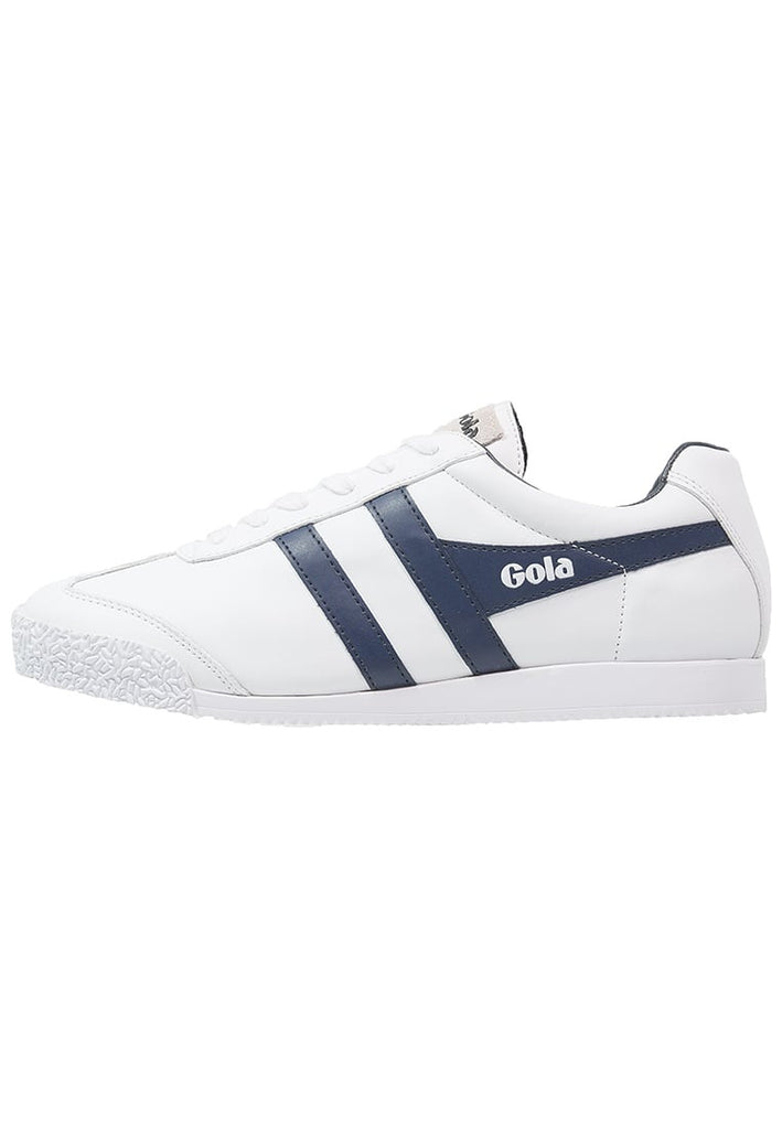 Gola HARRIER - Trainers - white/navy
