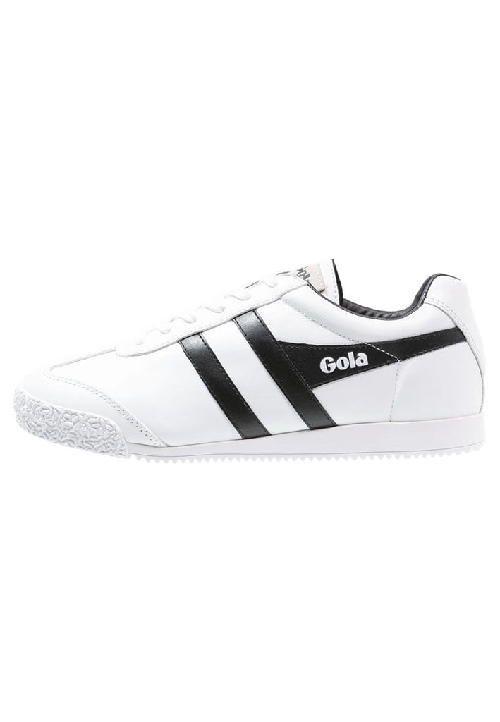 Gola HARRIER - Trainers - white/black