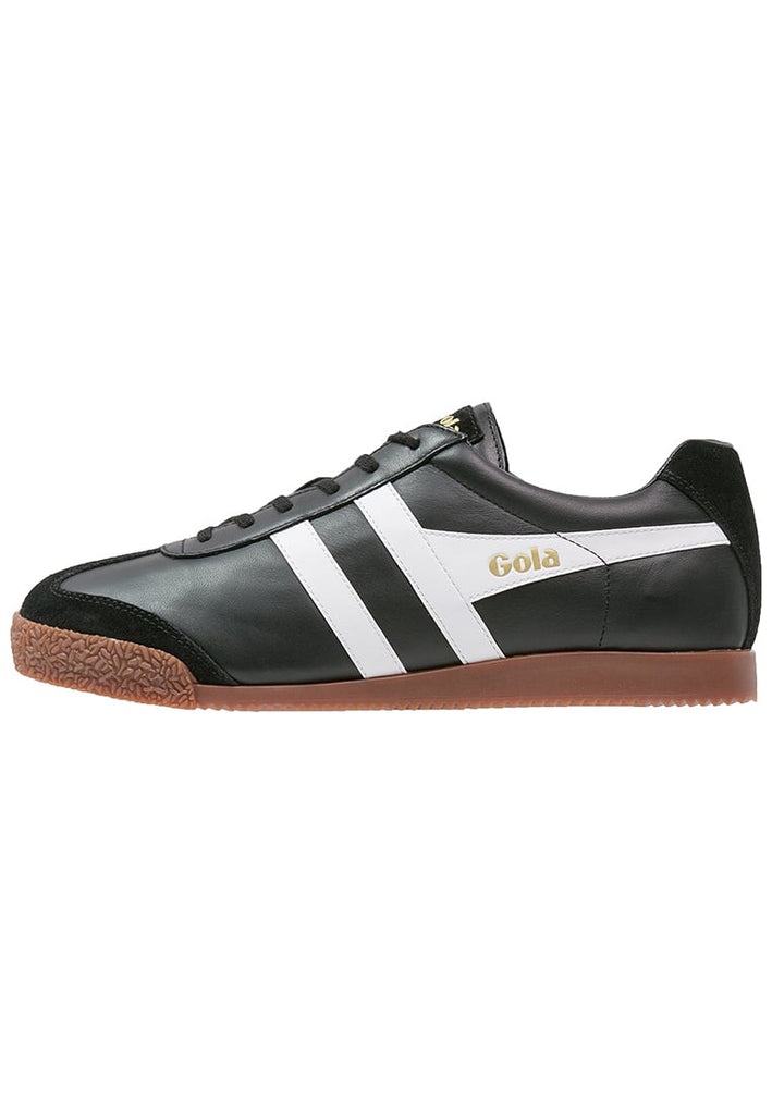Gola HARRIER - Trainers - black/white