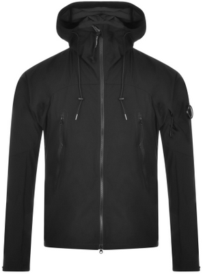 CP Company Hood Shell Jacket - Black