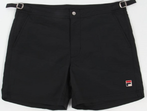 FILA VINTAGE Shorts - Black