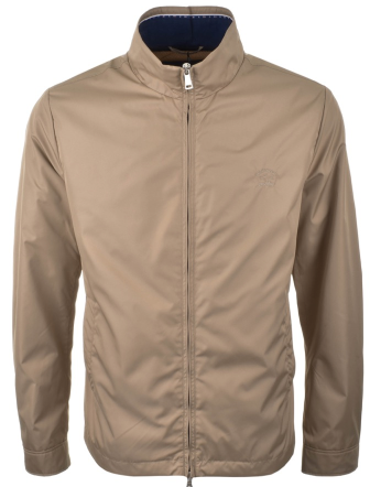 Paul & Shark Full Zip Jacket - Stone Beige