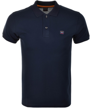 Paul & Shark Short Sleeved Polo - Navy