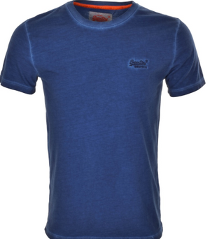 Superdry Deep Dyed Retro T Shirt