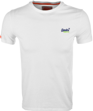 Superdry Vintage Embroidery T Shirt