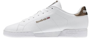 Reebok Classic Vintage Trainers - White/Antique Copper