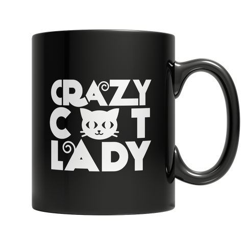 Limited Edition - Crazy Cat Lady