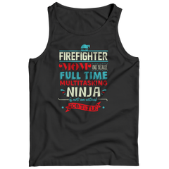 Limited Edition - FireFighter Ninja Mom