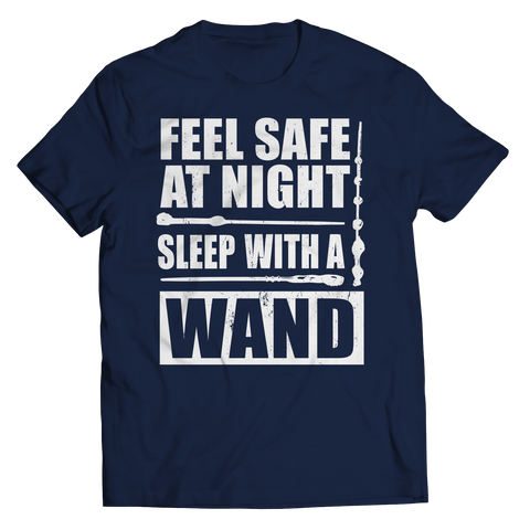 Limited Edition - Feel safe at night sleep with a wand - Harry Potter