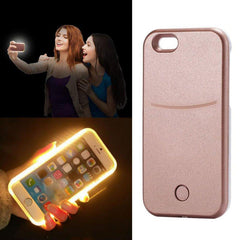 Selfie Bright Light Phone Case iPhone and Galaxy