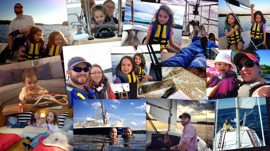 About Leeward Apparel's Founders — An Everyday Sailing Family