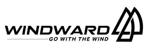 windward sailing apparel brand logo