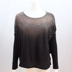 Rock & Republic - Women's Long Sleeves with Grommet Trim Size XS - NWT