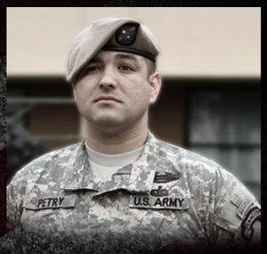 Staff Sergeant Leroy A. Petry
